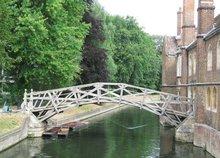 剑桥大学数学桥