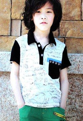 平面模特,是2011年5月份在《中国达人秀》中模仿rain街舞走红的小童星