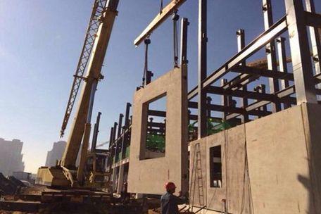 装配式建筑快速推广,钢结构行业进入发展井喷期