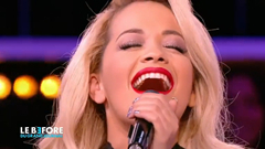 Drunk In Love de Beyonce par Rita Ora - Le Before du Grand Journal