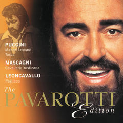 the pavarotti edition, vol.6: puccini, mascagni, leoncavallo