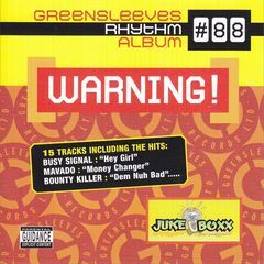 warning riddim