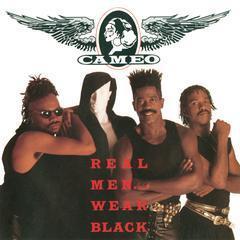 real men wear black
