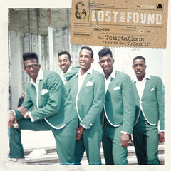 lost & found:the temptations: you've got to earn it(1962-1968)