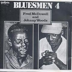 mississippi fred mcdowell and johnny woods