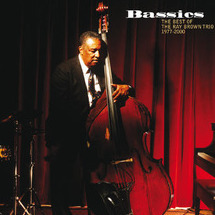 bassics: the best of the ray brown trio(1977-2000)