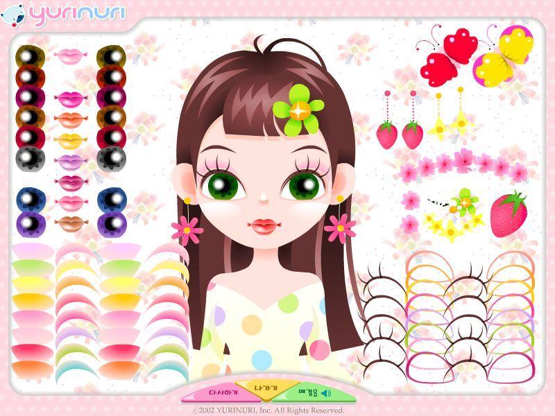化妆小游戏下载