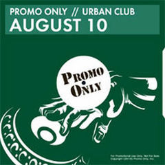 promo only urban club august