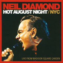 hot august night / nyc(live from madison square garden)