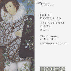 dowland: the collected works(12 cds)