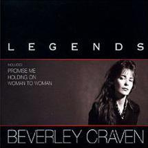 legends: beverley craven