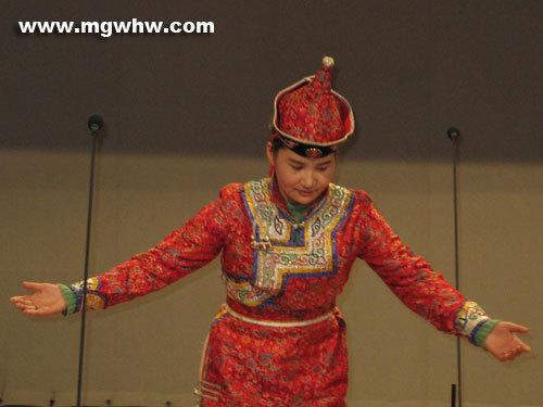 蒙古族长调民歌