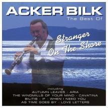 stranger on the shore: the best of