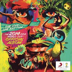 2014年巴西世界杯官方专辑