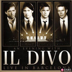 an evening with il divo live in barcelona
