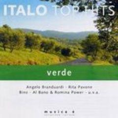 italo top hits - verde