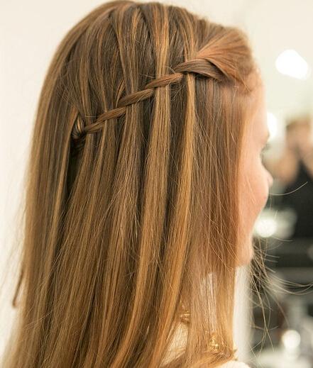 编辫子发型步骤图解 这个编发怎么编的急求