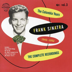 the columbia years(1943-1952): the complete recordings: volume 3