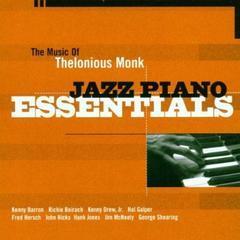 the music of thelonius monk: jazz piano essentials