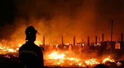 大兴安岭森林火灾令五万同胞流离失所,193人葬身火海,五万余军民围剿