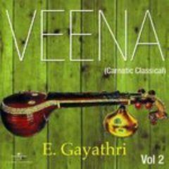 veena(carnatic classical)vol. 2