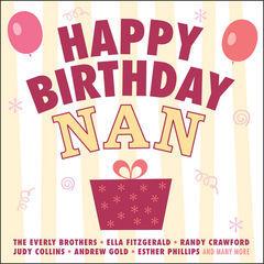 happy birthday nan(digital version)