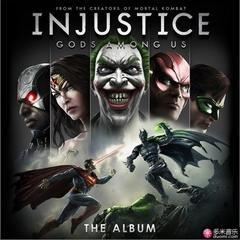 injustice: gods among us the album