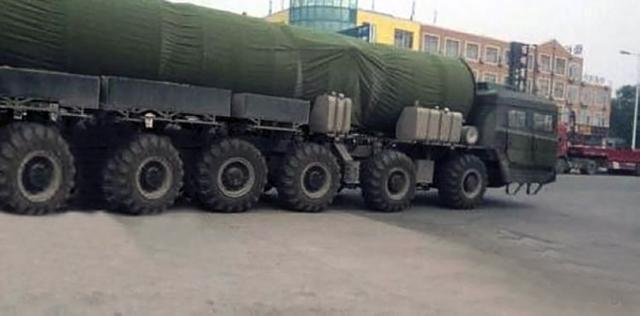 中国为何突然曝出核武器数量? - 一统江山 - 一统江山的博客
