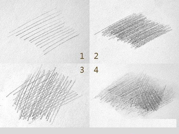 素描圆教学步骤
