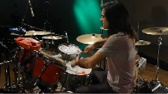 According to you (Drum Cover)