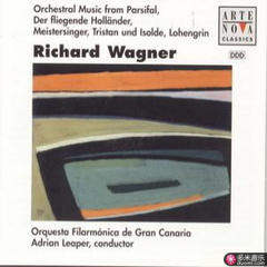 wagner: pieces from tristan and isolde/lohengrin/meistersinger/parsifal/etc