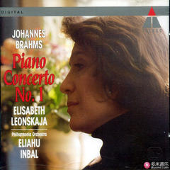 brahms : piano concerto no.1 in d minor, op.15