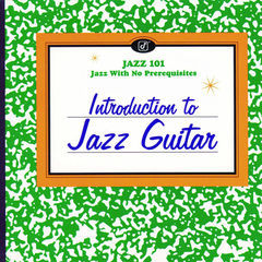 introduction to jazz guitar(reissue)