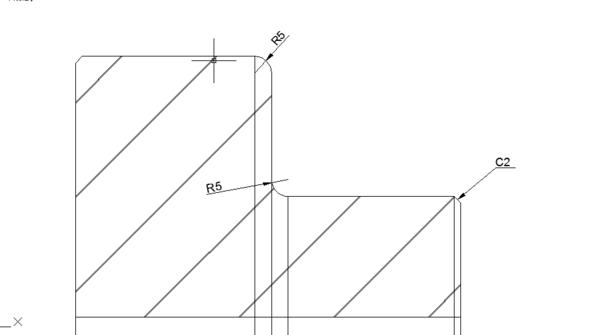 数控车床问答图纸上的R是世界?_360加工的图纸我意思建筑1.8图片