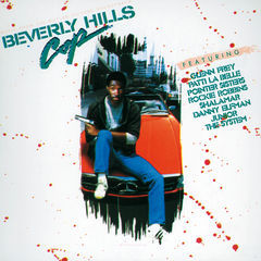 beverly hills cop(music from the motion picture soundtrack)