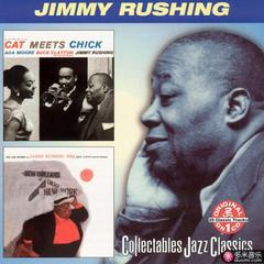 the jazz odyssey of james rushing, esq.