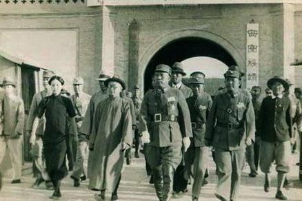 蒋介石不杀张学良,为何杀杨虎城?原因令人震惊 - 东山之子 - 东山之子的博客
