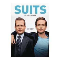 金装律师第1季 电视原声带 suits season 1(original soundtrack)
