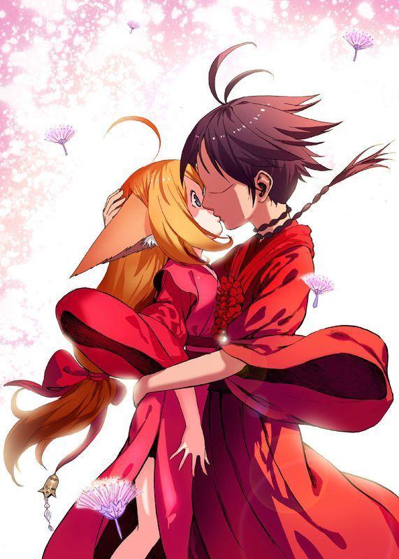狐妖小红娘中白月初和苏苏结婚在哪一话