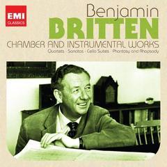 britten:chamber & instrumental works