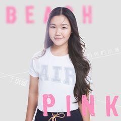 粉色的沙滩