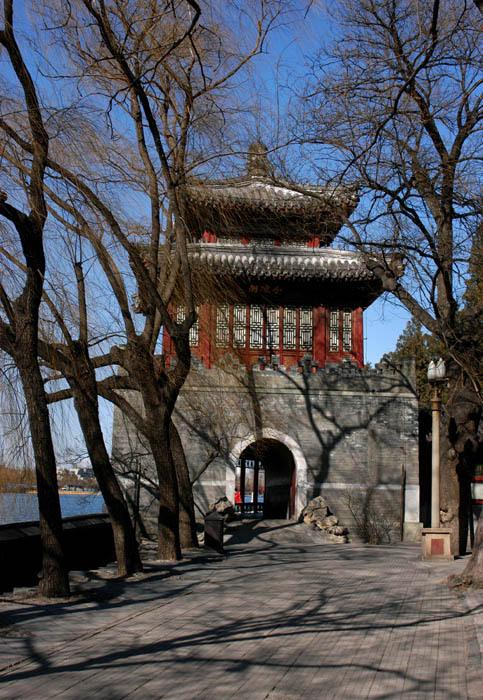 北京白塔公园_360百科