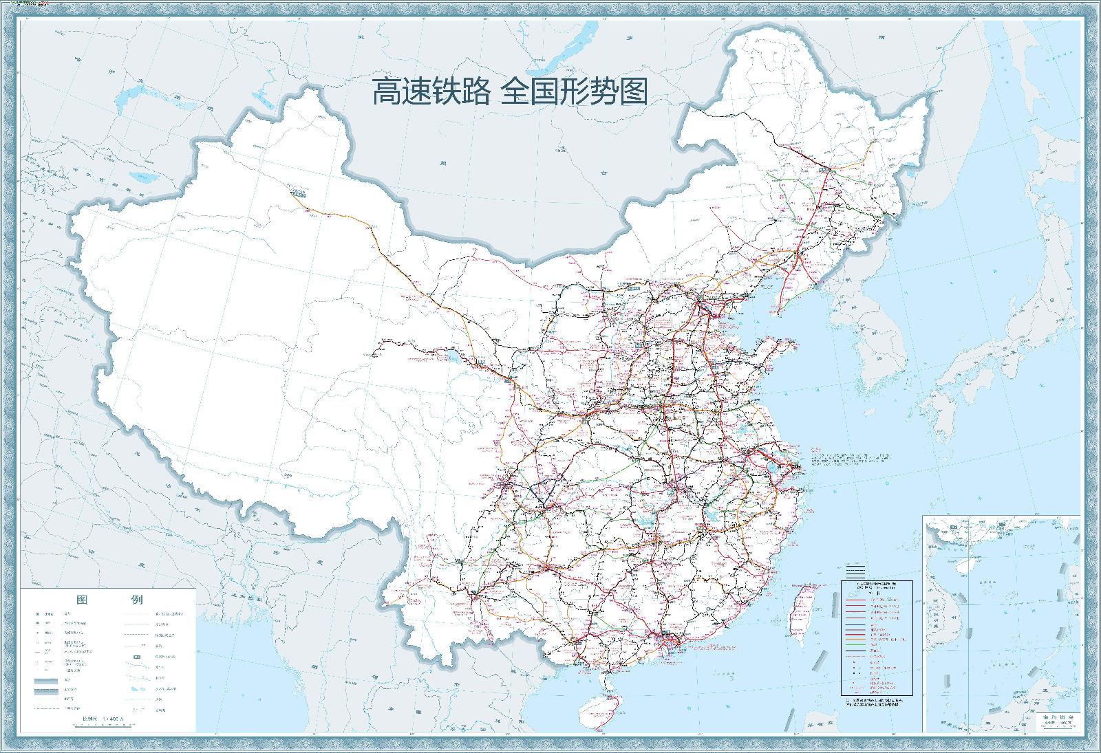 调图同样使铁路货运能力得到释放,服务也将更加完善.