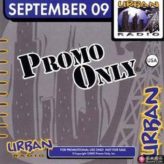 promo only urban radio september 2009