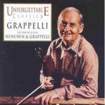 unforgettable classics: grappelli