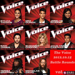 the voice – 2012 october 15: battle rounds