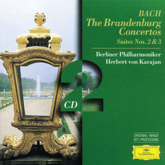 bach, j.s.: the brandenburg concertos; suites nos.2 & 3